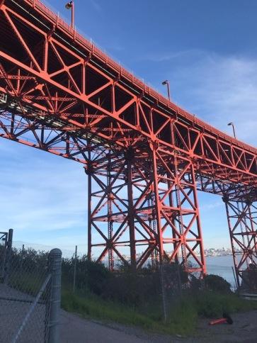 The Golden Gate Bridge - San Francisco - CA