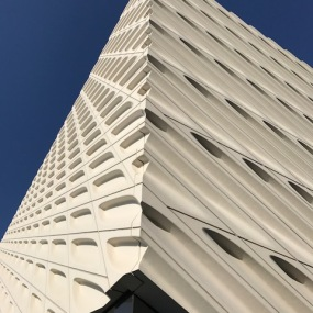 The Broad Museum - Los Angeles