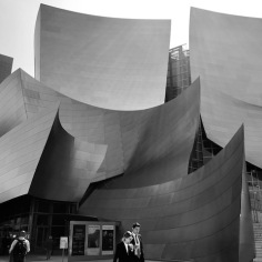 Disney Concert Hall - Los Angeles - CA