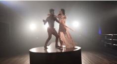 Gravação video clipe Rafaelle de Oliveira e Michel Martins